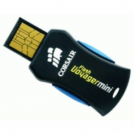 USB флеш накопитель CORSAIR 16Gb Flash Voyager Mini (CMFUSBMINI-16GB)