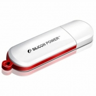 USB флеш накопитель 8Gb LuxMini 320 Silicon Power (SP008GBUF2320V1W)