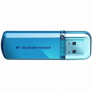 USB флеш накопитель Silicon Power 16Gb Helios 101 blue (SP016GBUF2101V1B)