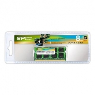Модуль памяти для ноутбука SoDIMM DDR3 8GB 1333 MHz Silicon Power (SP008GBSTU133N02 / SP008GBSTU133N01)