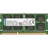 Модуль памяти для ноутбука SoDIMM DDR3 8GB 1600 MHz Kingston (KVR16S11/8)