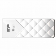 USB флеш накопитель Silicon Power 16Gb Ultima U03 White (SP016GBUF2U03V1W)