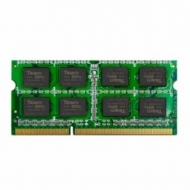 Модуль памяти для ноутбука SoDIMM DDR3 4GB 1333 MHz Team (TED34G1333C9-SBK)