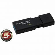 USB флеш накопитель Kingston 16Gb DataTraveler 100 Generation 3 USB3.0 (DT100G3/16GB)