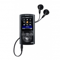 mp3 плеер SONY Walkman NWZ-E383 4GB Black (NWZE383B.EE)