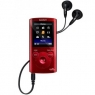 mp3 плеер SONY Walkman NWZ-E383 4GB Red (NWZE383R.EE)
