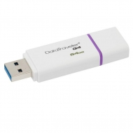 USB флеш накопитель Kingston 64Gb DataTraveler Generation 4 (DTIG4/64GB)