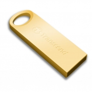USB флеш накопитель Transcend JetFlash 520, Gold Plating (TS64GJF520G)