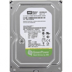 "Жесткий диск 3.5""  320Gb Western Digital (# WD3200AUDX #)"