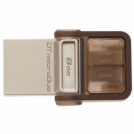 USB флеш накопитель Kingston 8Gb DT MicroDuo (DTDUO/8GB)