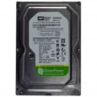 "Жесткий диск 3.5""  500Gb Western Digital (# WD5000AVVS #)"
