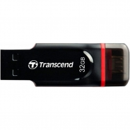 USB флеш накопитель Transcend JetFlash 340 USB2.0 On-The-Go (TS32GJF340)