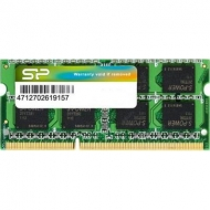 Модуль памяти для ноутбука SoDIMM DDR3 4GB 1600 MHz Silicon Power (SP004GBSTU160N02)