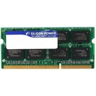 Модуль памяти для ноутбука SoDIMM DDR3 4GB 1333 MHz Silicon Power (SP004GBSTU133N02)