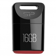 USB флеш накопитель Silicon Power 16GB Touch T06 USB 2.0 (SP016GBUF2T06V1K)