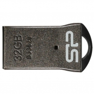 USB флеш накопитель Silicon Power 32GB Touch T01 USB 2.0 (SP032GBUF2T01V1K)