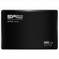 "Накопитель SSD 2.5"" 480GB Silicon Power (SP480GBSS3S60S25)"