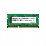 Модуль памяти для ноутбука SoDIMM DDR3 4GB 1600 MHz Apacer (AS04GFA60CATBGC)