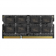 Модуль памяти для ноутбука SoDIMM DDR3 8GB 1600 MHz Team (TED38GM1600C11-S01)
