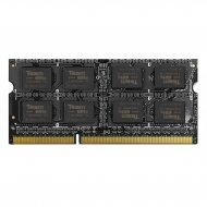 Модуль памяти для ноутбука SoDIMM DDR3 4GB 1600 MHz Team (TED34G1600C11-SBK)