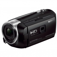 Цифровая видеокамера SONY Handycam HDR-PJ410 Black (with Projector) (HDRPJ410B.CEL)