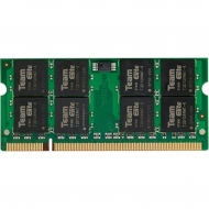 Модуль памяти для ноутбука SODIMM DDR2 1GB 800 MHz Team (TED21G800C5-S01)