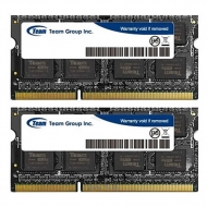 Модуль памяти для ноутбука SODIMM DDR3 8GB (2x4GB) 1866 MHz Team (TED38G1866C13DC-S01)