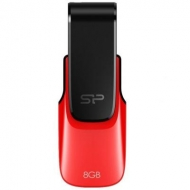 USB флеш накопитель Silicon Power 8Gb Ultima U31 Red USB 2.0 (SP008GBUF2U31V1R)