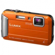 Цифровой фотоаппарат PANASONIC DMC-FT30EE-D Orange (DMC-FT30EE-D)