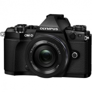 Цифровой фотоаппарат OLYMPUS E-M5 mark II Pancake Zoom 14-42 Kit black/black (V207044BE000)