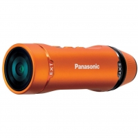 Экшн-камера PANASONIC HX-A1 Orange (HX-A1MEE-D)