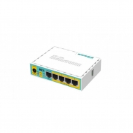 Маршрутизатор Mikrotik hEX PoE lite (RB750UPr2)