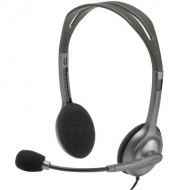 Наушники Logitech H111 Stereo Headset with 1*4pin jack (981-000593)
