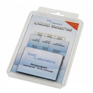 Термопаста Coollaboratory Liquid MetalPad 3xCPU + CS (CL-LMP-3CPU-CS)