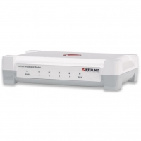 Маршрутизатор Intellinet 4-Port Broadband Router