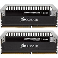 Модуль памяти для компьютера DDR4 16GB (2x8GB) 3000 MHz Dominator Platinum CORSAIR (CMD16GX4M2B3000C15)