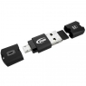 USB флеш накопитель Team 32GB M141 Black USB 2.0 (TUSDH32GCL1036)