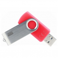 USB флеш накопитель GOODRAM 32GB UTS3 Twister Red USB 3.0 (UTS3-0320R0R11)