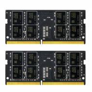 Модуль памяти для ноутбука SoDIMM DDR4 32GB (2x16GB) 2400 MHz Elite Team (TED432G2400C16DC-S01)