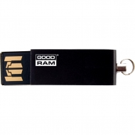 USB флеш накопитель GOODRAM 32GB Cube Black USB 2.0 (UCU2-0320K0R11)