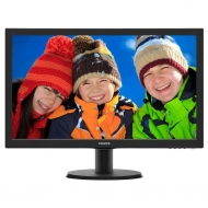 Монитор PHILIPS 243V5QHSBA/01