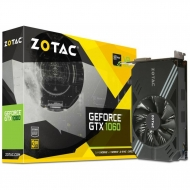 Видеокарта ZOTAC GeForce GTX1060 3072Mb MINI (ZT-P10610A-10L)