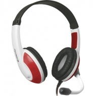 Наушники Defender Warhead G-120 Red-White (64098)