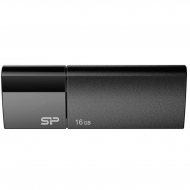 USB флеш накопитель Silicon Power 16GB Ultima U05 Black USB 2.0 (SP016GBUF2U05N1K)