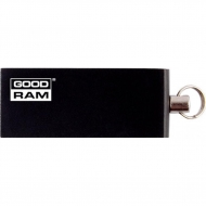 USB флеш накопитель GOODRAM 64GB UCU2 Cube Black USB 2.0 (UCU2-0640K0R11)