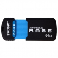 USB флеш накопитель Patriot 64GB Supersonic RAGE USB 3.0 (PEF64GSRUSB)
