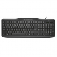 Клавиатура Trust Classicline Multimedia Keyboard RU (21200)