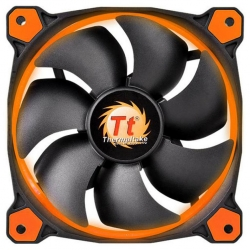 Кулер для корпуса ThermalTake Riing 14 (CL-F039-PL14OR-A)