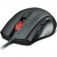 Мышка Speedlink ASSERO Gaming Mouse, black (SL-680007-BK)