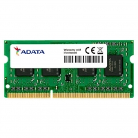 Модуль памяти для ноутбука SoDIMM DDR3L 4GB 1600 MHz A-DATA (ADDS1600W4G11-B)